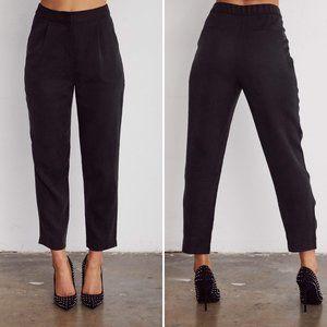 Vetta Capsule The Everyday Pant Tencel Black 4